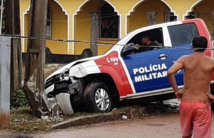 PM de Nova Olinda é alertada pelo MP-AM por uso de viatura por estranhos