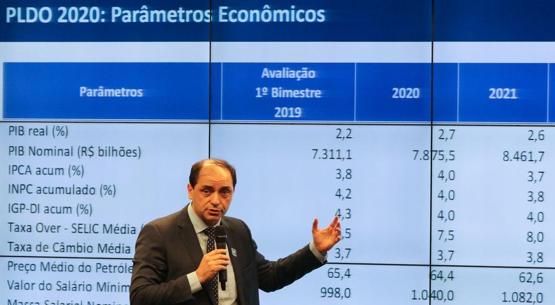Correção do salário mínimo terá impacto de R$ 2,13 bi no orçamento