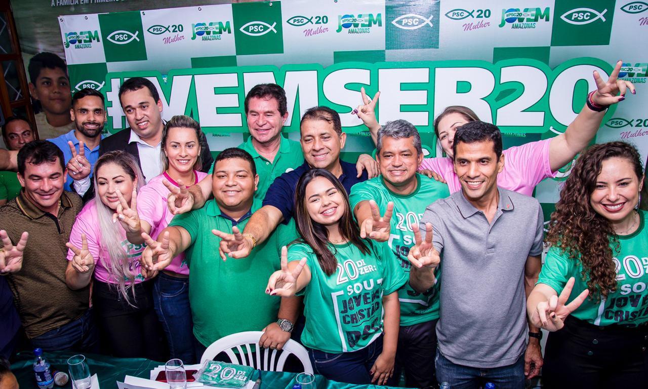 PSC do governador Wilson Limadefine linhas para candidaturas