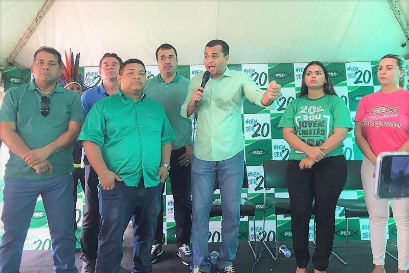 Depois de Manaus e Parintins, PSC deixa disputa em outra cidade