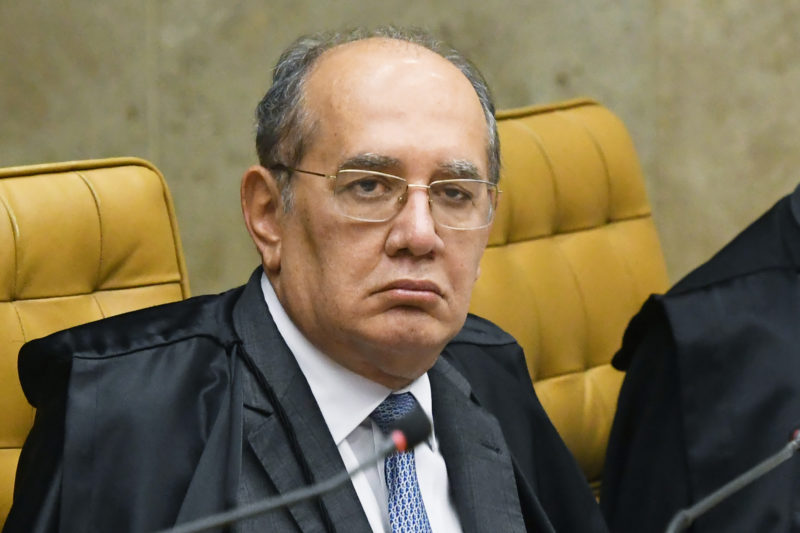 Gilmar Mendes corre para pautar no STF suspeição de Moro