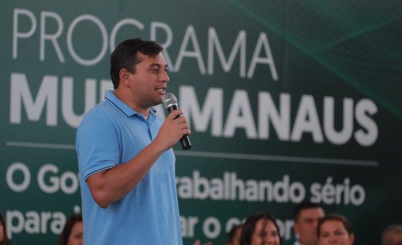 Governo alcança 30 mil moradores da zona leste com Muda Manaus