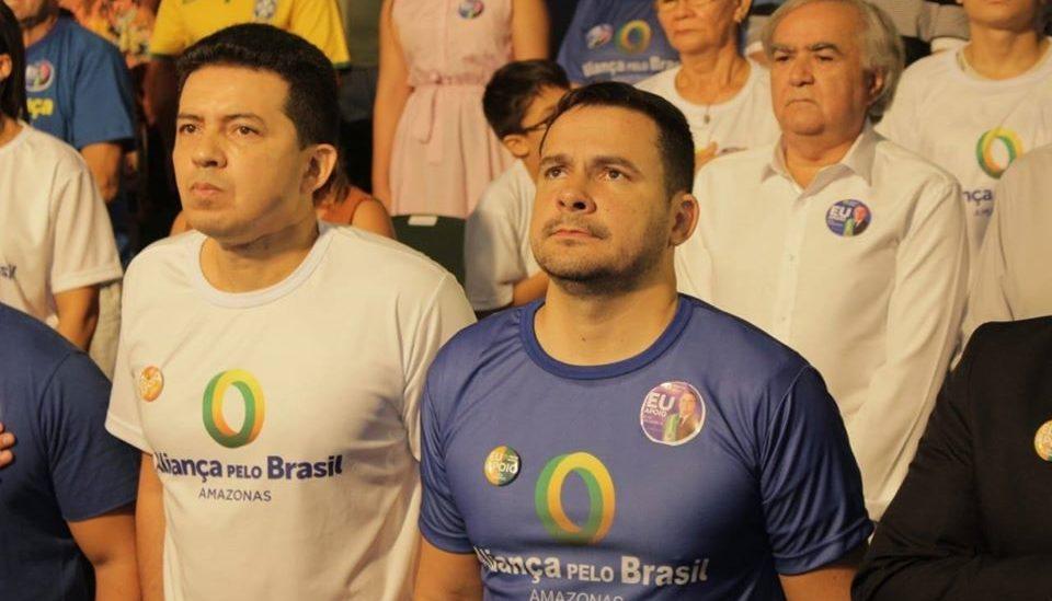 """Alberto Neto: """"Fui para partido com anuência de Bolsonaro"""""""