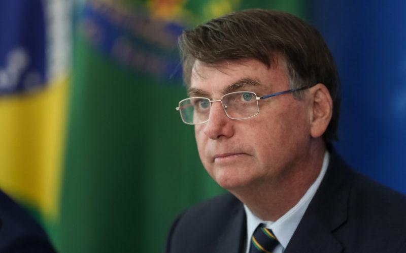 """Para Bolsonaro, Brasil é vítima de campanha """"brutal"""" de desinformação sobre a Amazônia"""