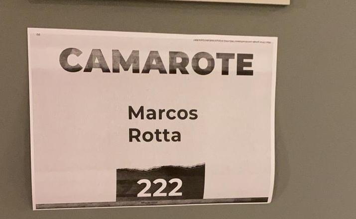 Camarote do vice-prefeito no jogo Manaus 1 x Coritiba 0