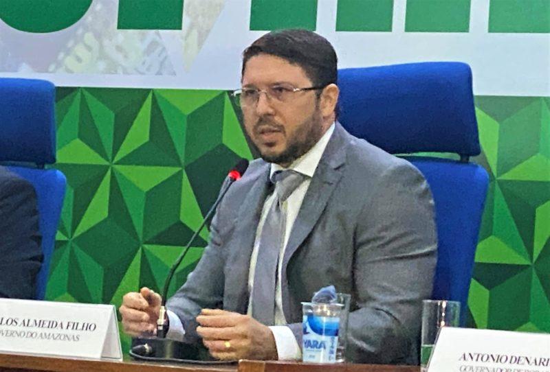 """""""Decreto do IPI de Bolsonaro é catástrofe para ZFM"""", diz governador"""