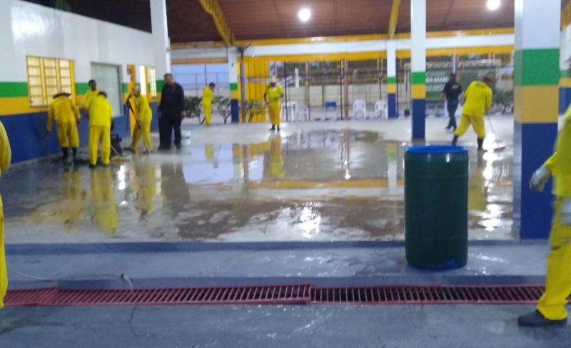 Programa do governo economiza R$ 335 mil em obra feita por presos