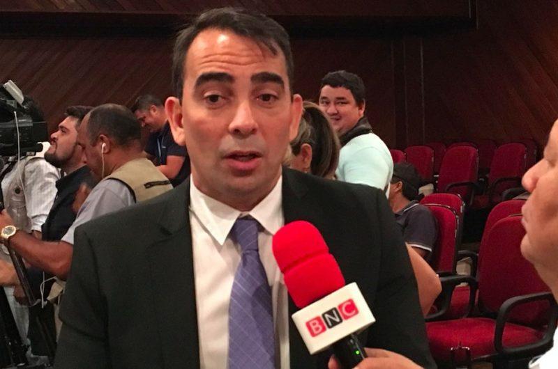Fábio Monteiro nega interesse por vaga de conselheiro do TCE-AM