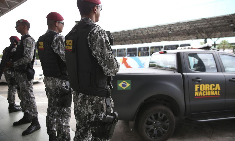Ministério prorroga atuação da Força Nacional de Segurança em 5 estados