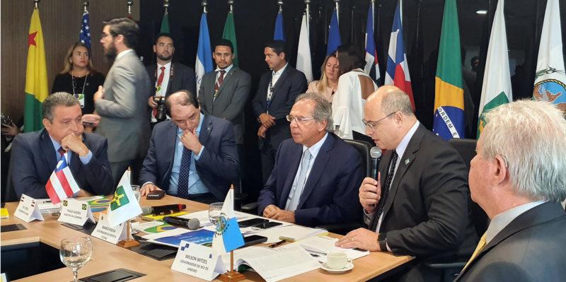 Governadores pedem aprovação urgente do Fundeb permanente
