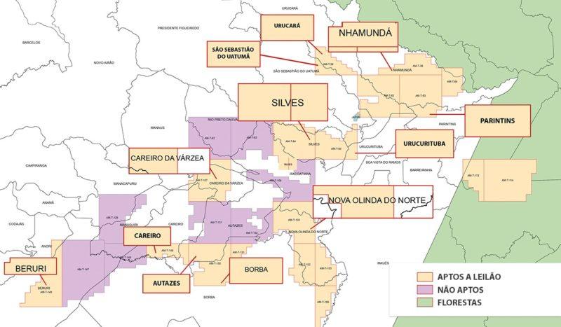 Bancada pressiona pela exploração de gás em 12 municípios do AM
