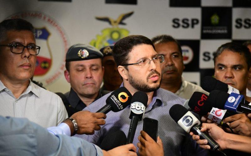 Governo instala gabinete de crise para prevenir ação criminosa