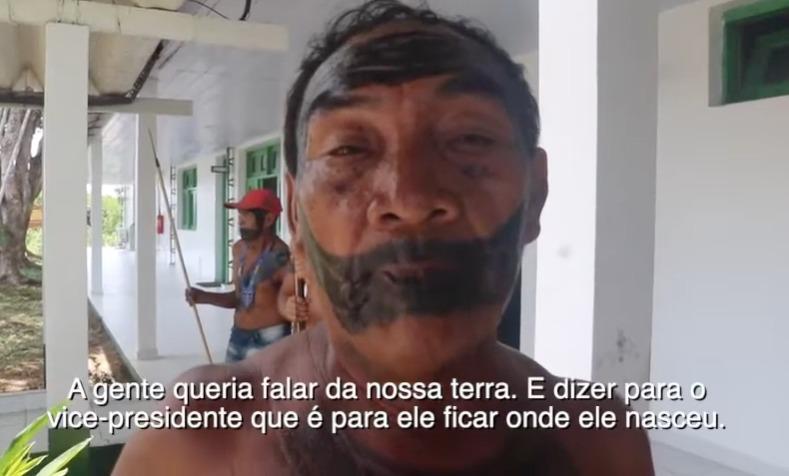 Mourão evita indígenas em São Gabriel da Cachoeira
