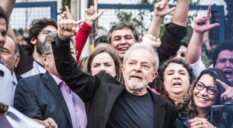 Assessores de Lula custaram R$ 847,2 mil enquanto estava preso