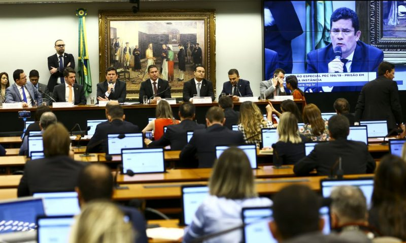 PEC da segunda instância tem apoio da comissão presidida por Marcelo