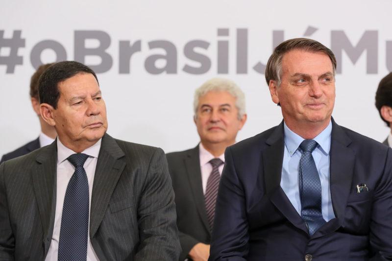 Mourão cancela agenda em Manaus no CBA e Conselho da Amazônia