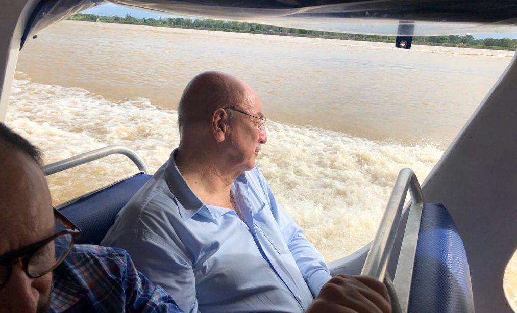 Osmar Terra é demitido por Bolsonaro no Encontro das Águas
