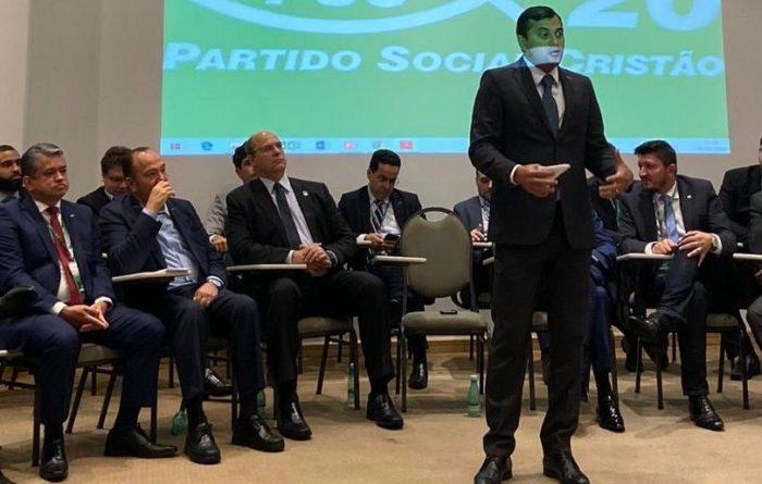 Wilson anuncia que PSC vai lançar pelo menos 27 candidatos a prefeito
