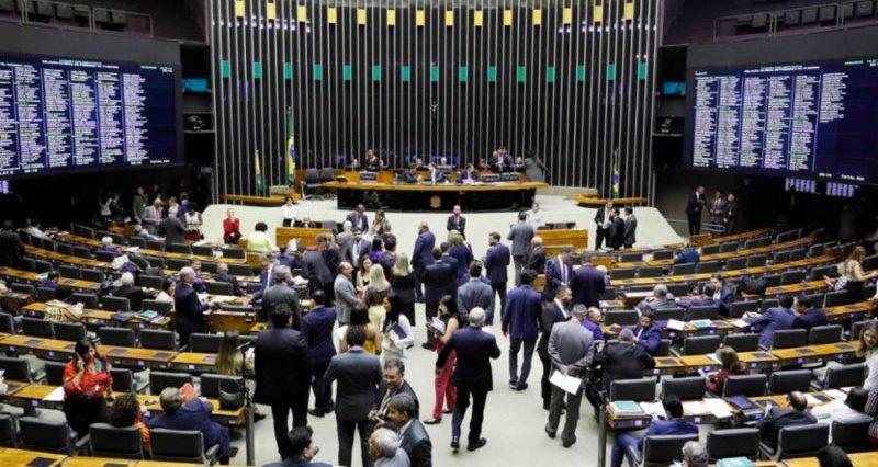 Câmara aprova, nesta noite, urgência de projeto contra coronavírus