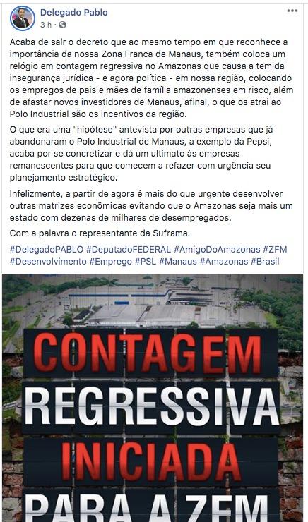 Post Delegado Pablo