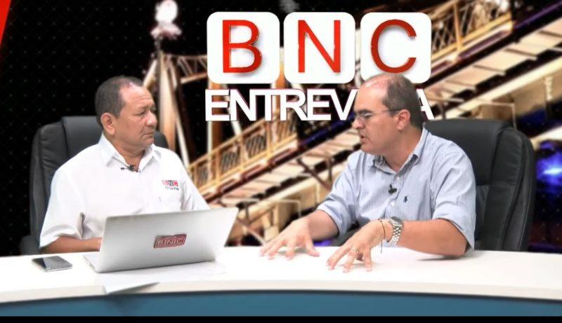 Nicolau não descarta disputar Prefeitura de Manaus nesta eleição