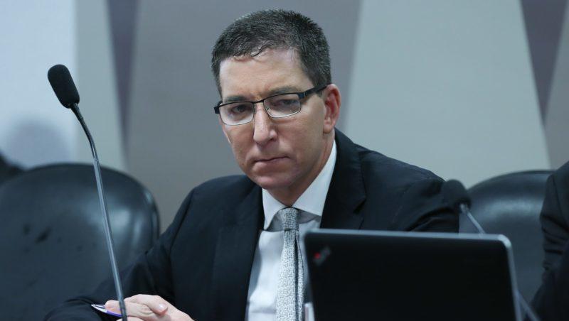Greenwald é condenado a indenizar deputada Joice Hasselmann