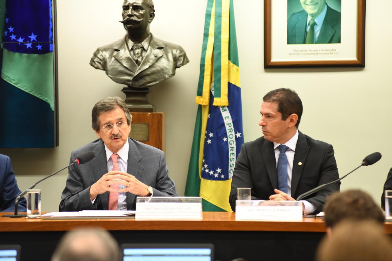 Marcelo Ramos convida Moro para falar à comissão da Segunda Instância