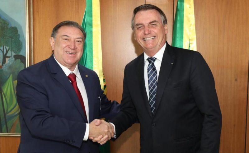 Átila Lins propõe a Bolsonaro criação de ministério da Amazônia