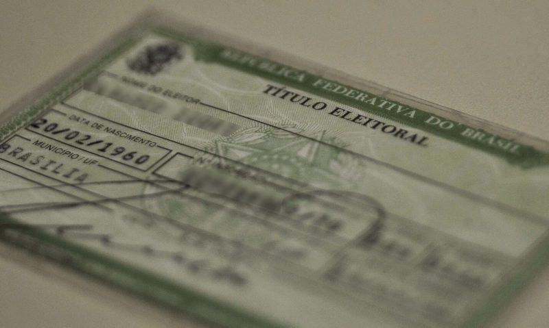 Justiça estende até maio prazo para eleitor regularizar título