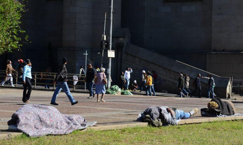 A pandemia da desigualdade social