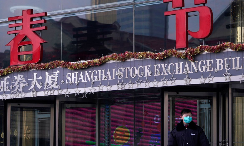 Trump suspende voos e bolsas de valores despencam a partir da Ásia