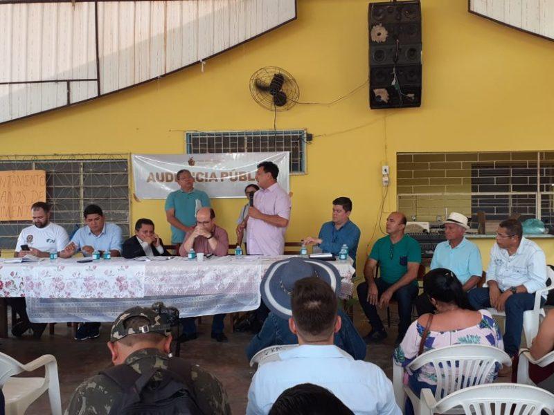 Vice-prefeito destaca exploração de recursos naturais em Parintins