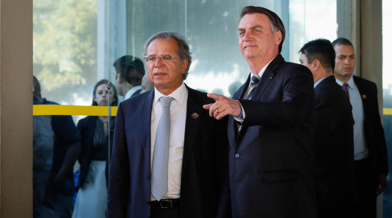 Coronavírus, novo aliado da política econômica de Bolsonaro e Guedes