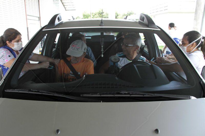 Mais de 50 mil idosos já foram vacinados contra gripe em Manaus