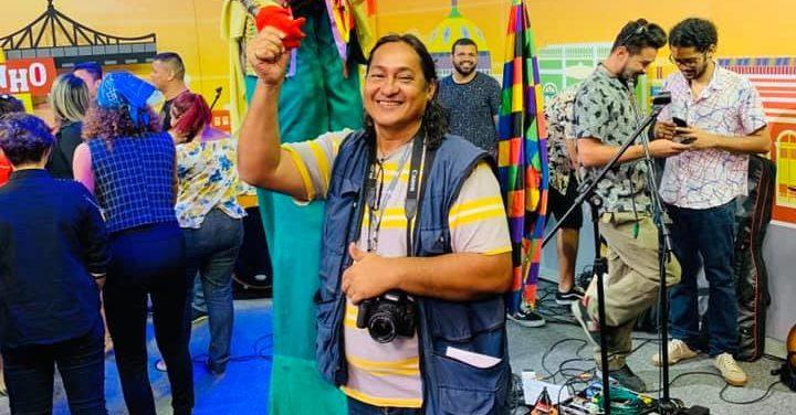 Jornalista Kid Mahall recebe Medalha de Ouro Cidade de Manaus na CMM