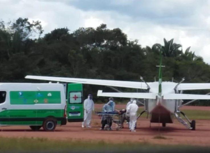 Pescador do Curupira é primeiro suspeito de coronavírus em Nova Olinda