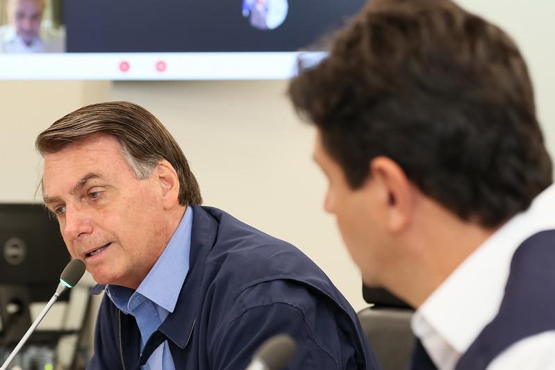 Bolsonaro edita a MP da pandemia do desemprego