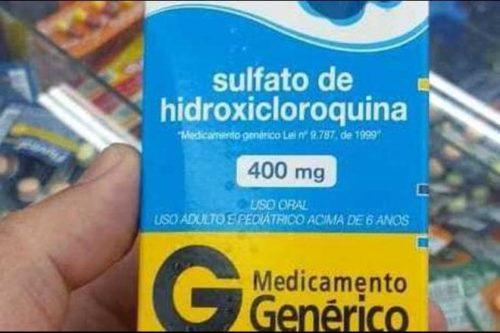 Ciência é atacada por 'milicianos digitais' por descartar hidroxicloroquina