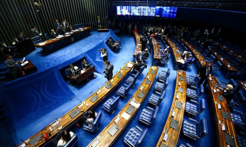 Senado virtual aprova calamidade pública no país