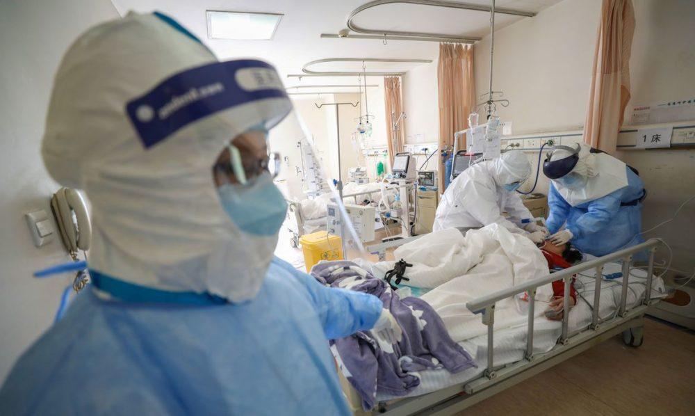 Governo diz que 55% de doentes do coronavírus no país estão curados