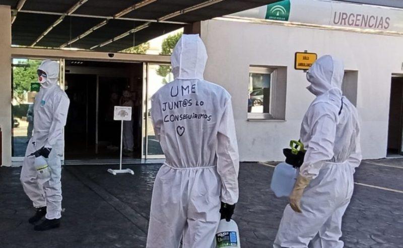 Espanha tem segundo recorde de mortes por coronavírus em dois dias