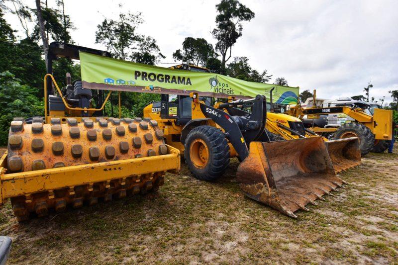 Governo lança SOS Vicinais para revitalizar ramais de produção rural