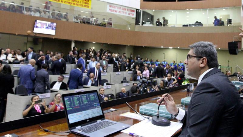 Câmara Municipal  suspende atividades por tempo indeterminado