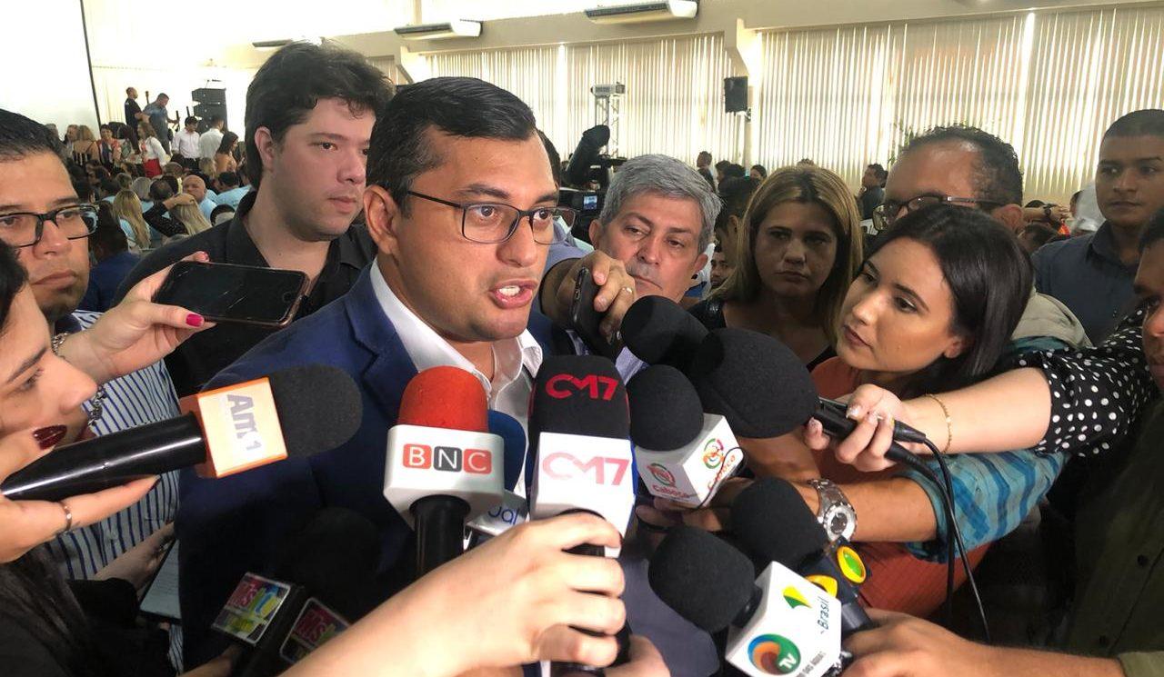 Wilson Lima já conta com oito partidos para disputar reeleição