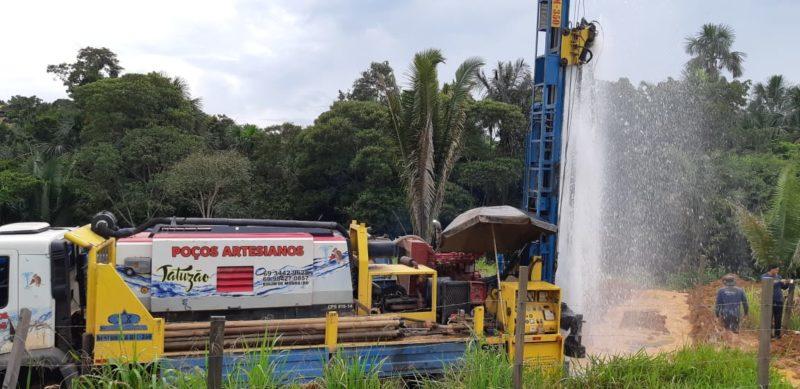 Governo investe no abastecimento de água em 25 municípios do AM
