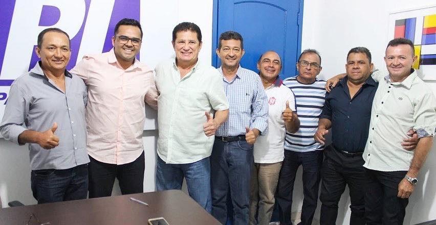 Israel Paulain é pré-candidato a prefeito de Nhamundá com o apoio de Alfredo