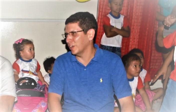 Vice-prefeito de P. Figueiredo é contaminado pelo coronavírus