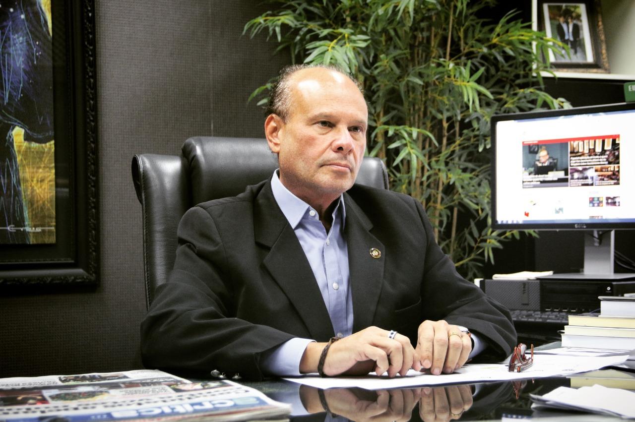 Presidente do TCE anuncia concurso público para Procuradoria Jurídica