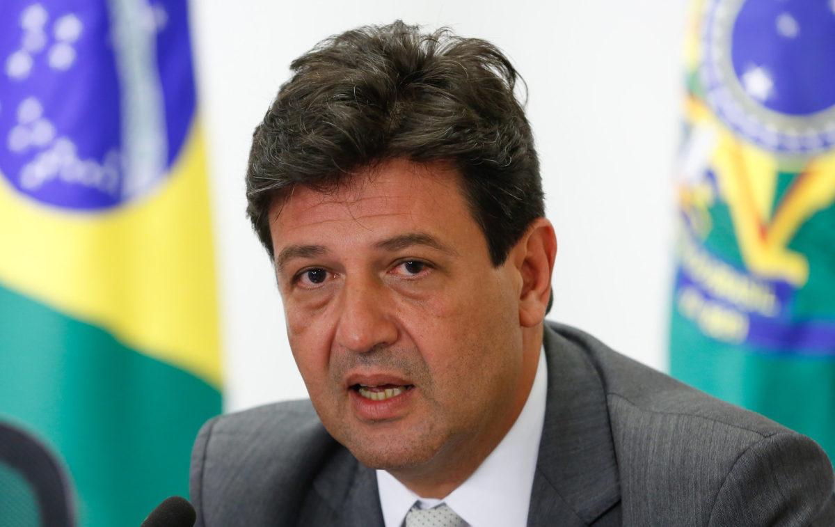 Secretários estaduais acusam Mandetta de flexibilização do isolamento