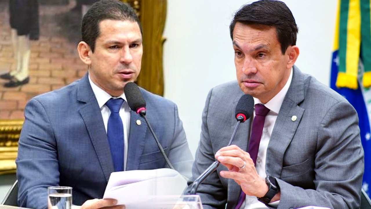 Marcelo Ramos e Sidney Leite orientam deixar Bolsonaro falando sozinho